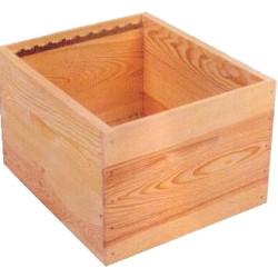 Hausse Dadant 10 cadres en bois