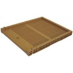 Fond de ruche plastique 10 cadres Nicot